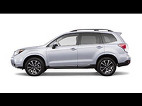 2017 Subaru Forester 20xt Touring Youtube
