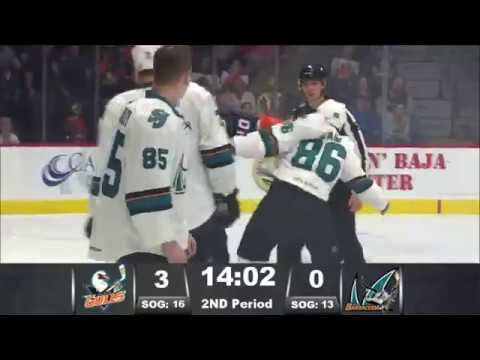 Emerson Clark vs Jared Boll Jan 5, 2018
