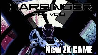 HARBINGER 2 – THE VOID: NEW ZX SPECTURM GAME BY APSIS