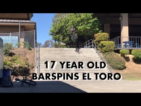 California BMX Trip and Visiting El Toro
