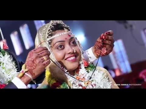 Chaitali & Rohit Cinematography Wedding  Highlight by Rahul Sabale