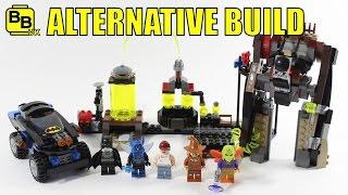 LEGO DC BATMAN 76054 ALTERNATIVE BUILD SCARECROW'S LAB