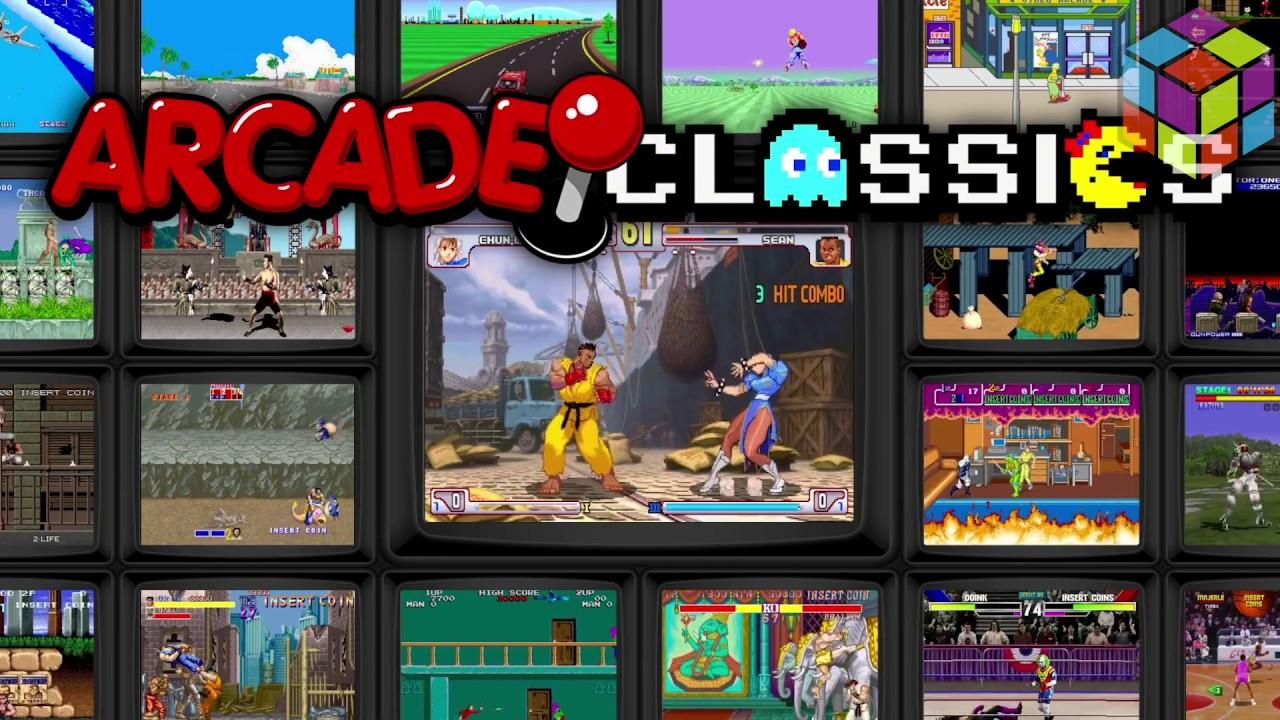 Arcade Classics v1 - Big Box Cinematix by Unbroken Software, LLC
