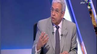 علي مسئوليتي - عبد المنعم سعيد : «خطاب السيسي تاريخي.. ويجب منع المقاطعات»