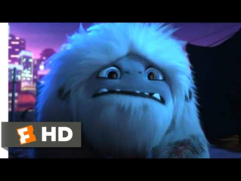 Abominable (2019) - Meeting Everest Scene (1/10) | Movieclips