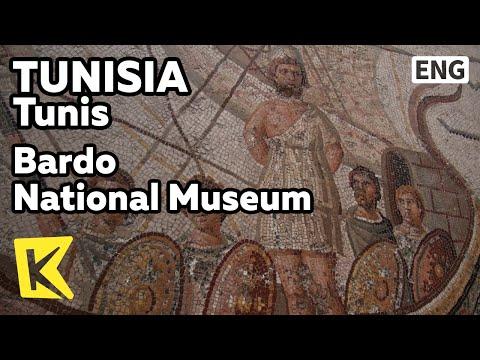 【K】Tunisia Travel-Tunis[튀니지 여행-튀니스]바르도 국립미술관, 세계 최대 모자이크/Bardo National Museum/Mosaic/Art/Ulysses