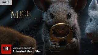 Epic CGI 3d Short Animated Film ** MICE: A Small Story ** EPIC Adventure Movie by ISART Digital Team