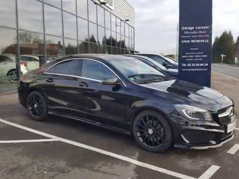 mercedes cla 220 cdi fascination 7g dct youtube. Black Bedroom Furniture Sets. Home Design Ideas