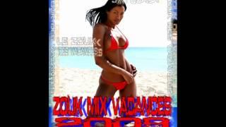 Zouk Mix Vacances 2009 100% mixé par dj Byron