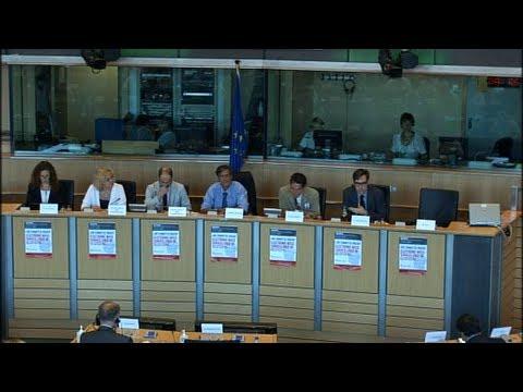 Appelbaum,Rusbridger,Schmid,Campbell @ LIBE Inquiry on Electronic Mass Surveillance of EU Citizens