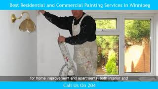 Painting Services winnipeg | Residential and Commercial Painting Services