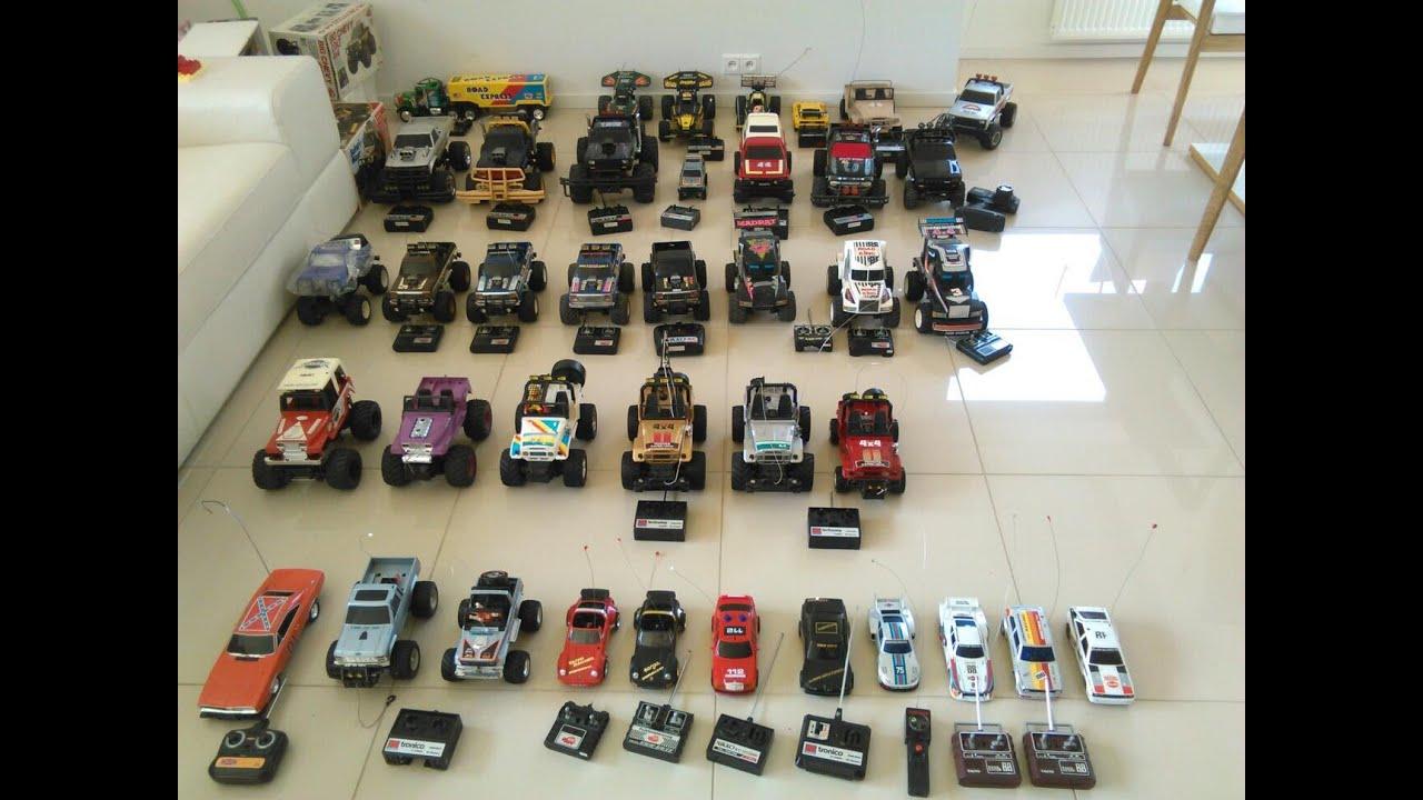 Vintage Cars Collection RC Nikko Taiyo Radio Shack Racer Toyota ...