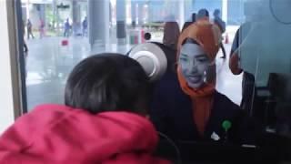 Airport Emergency Exercise Sultan Mahmud Badaruddin II International Airport 2018 Part 1