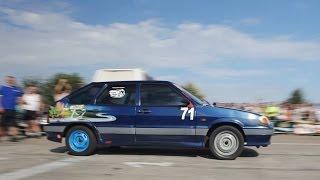 ВАЗ 2113 синяя, Евгений, Донецк (Турбофлай, Кривой Рог)