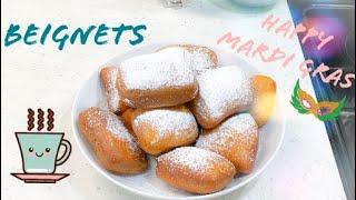 Beinget Recipe Happy Mardi Gras!