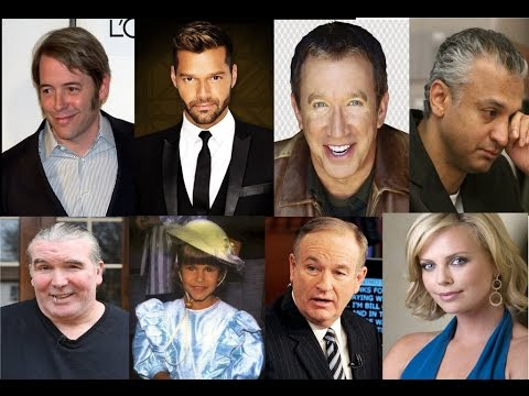Dark Secrets about 20 Famous People | Ricky Martin | Tim Allen | Sean Penn | Charlize Theron