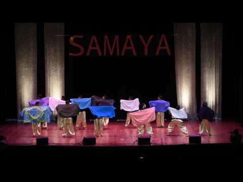 SRK and Kajol Tribute - Satrang - Samaya 2017