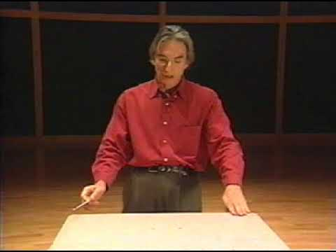 Michael Tilson Thomas Conducting Lesson