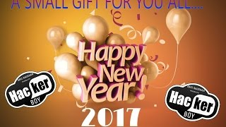 A special gift 4 u all in new year HAPPY NEW YEAR 2017