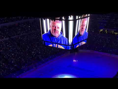 Big Mike - St. Louis Blues Pregame Show is AWESOME!