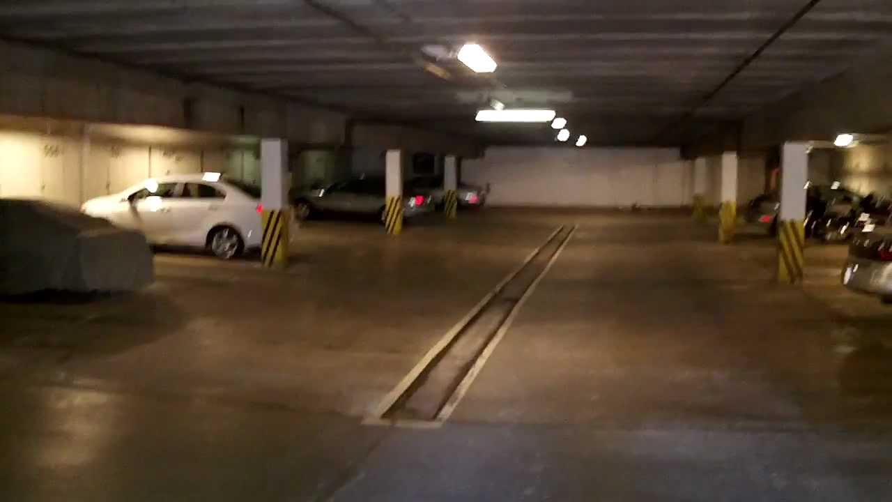 Fix Or Repair An Underground Parking Garage Door Pt 1