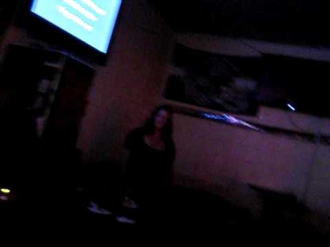 Carriage House Karaoke San Diego Nicole Paquin Roxy