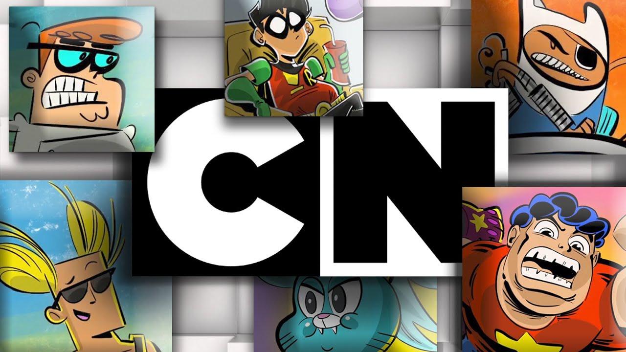 cartoon network 10 years