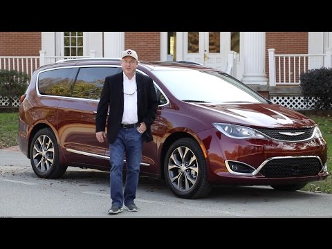 Original 2017 Chrysler Pacifica Design With Winnie Cheung And Br