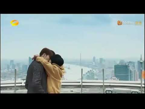 Ximen and Xiayou Sweet kiss Scene💕 Meteor Garden 2018