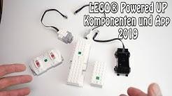 Endlich die LEGO-Powered Up-Revolution? Komponenten und App vorgeführt