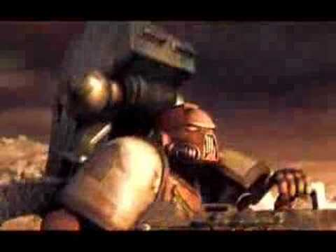 Warhammer 40,000: Dawn Of War Trailer