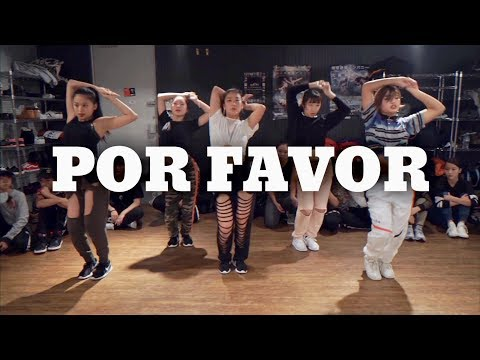 Por Favor - PITBULL X Fifth Harmony // Choreography(dance) by RIKIMARU