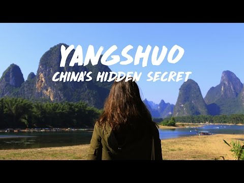 YANGSHUO (CHINA'S HIDDEN SECRET) Part 2 - Vlog#5
