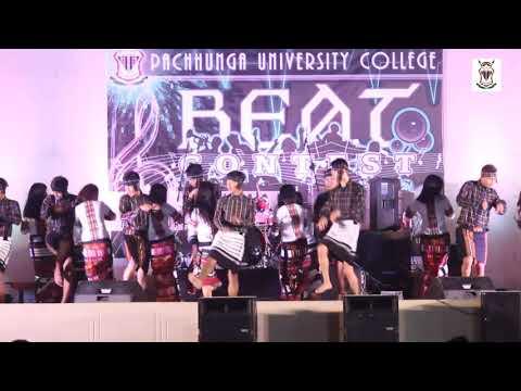 Chhawkhlei Cultural Club - PUC - Mizo dance
