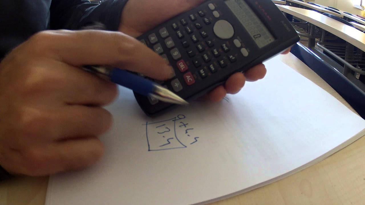 Bilimsel Hesap Makinesi/Temel Ayarlar (Casio fx-82MS) \\ Üniversite