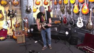 LINE 6 Helix Amp Modeling Demo im Custom Shop // MUSIC STORE Hausmesse