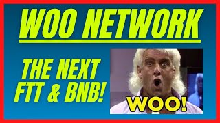 WOO Network WOOTrade WOO Trade Cryptocurrency Exchange - Next FTX FTT Binance BNB 10X+ Altcoin!