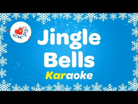 Jingle Bells Karaoke | Popular Christmas Songs | Children Love to Sing