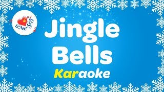 Jingle Bells Karaoke   Popular Christmas Songs   Instrumental Christmas Music