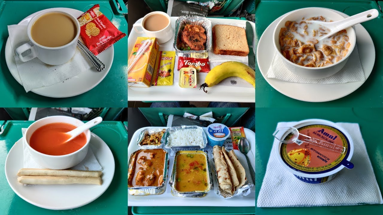 Download First Class AC Executive Food : 12009 Mumbai Central - Ahmedabad Shatabdi Express : Indian Railways
