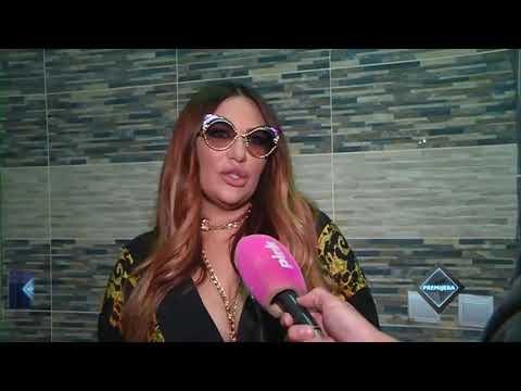 Ana Nikolic  i Rasta - Reportaza sa koncerta u Skopju - Premijera - (TV Pink 19.02.2018.)