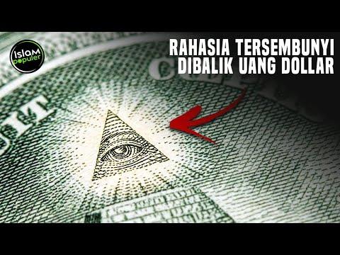 Jarang Yang Sadari! Ternyata Selama Ini Uang Dollar Piramida Mata Satu!