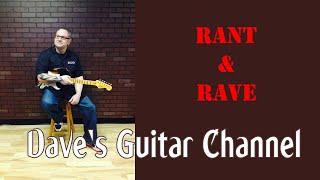 RANT & RAVE - The Guild F2512E