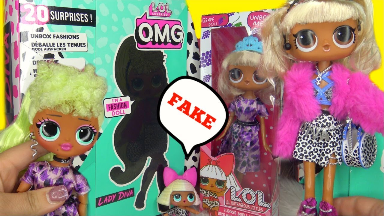 Lol Surprise Omg Fashion Dolls Unboxing And Opening Lol Surprise Omg Dolls