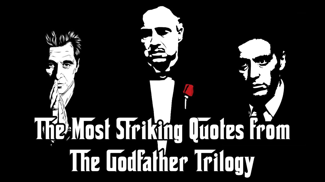Godfather trilogy quotes