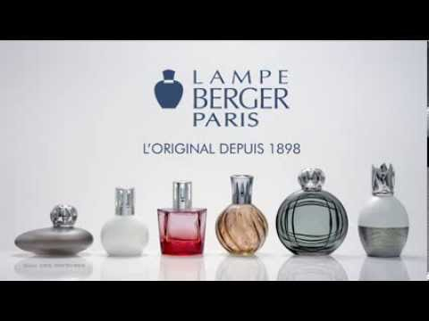 spot tv lampe berger paris youtube. Black Bedroom Furniture Sets. Home Design Ideas