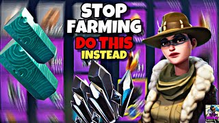 HOW TO GET MALACHITE AND SHADOWSHARD FAST | NO MORE FARMING| FORTNITE SAVE THE WORLD