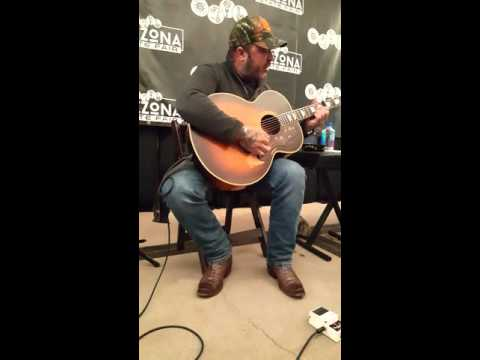 Aaron Lewis @ AZ State Fair - Special Meet & Greet acoustic session