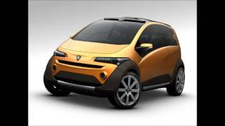 Italdesign Emas Country Concept Videos