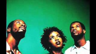 "FUGEES ""Nappy heads (Mona Lisa)"""